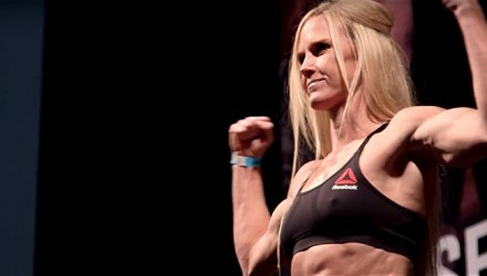 Holly Holm UFC 193
