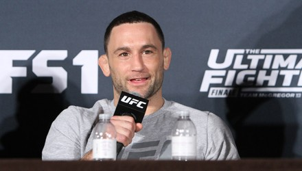Frankie Edgar TUF 22 Finale Press Conference