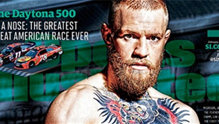 Conor McGregor - Sports Illustrated Cover