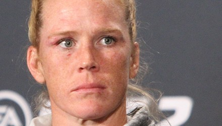 Holly Holm - UFC 196