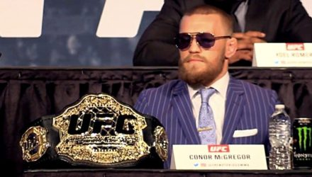 Conor McGregor - Mystic Mac UFC 205