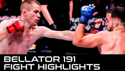 Bellator 191 Fight Highlights