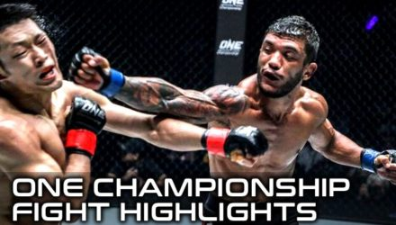 ONE Championship Warriors of the World Fight Highlights