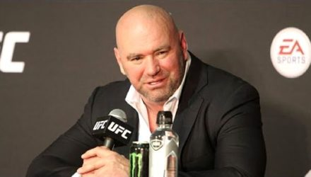 Dana White at the UFC 222 post-fight press conference
