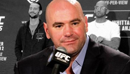 Dana White over CM Punk and Mike Jackson