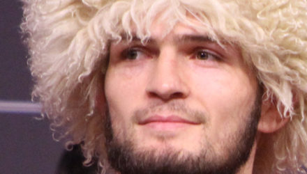 Khabib Nurmagomedov - UFC 229 Post-Fight
