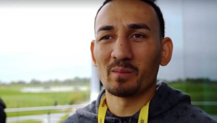 Max Holloway - UFC 236 embedded episode one