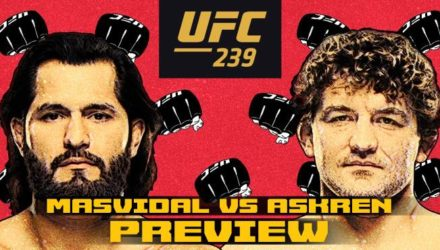 UFC 239 Masvidal vs Askren preview