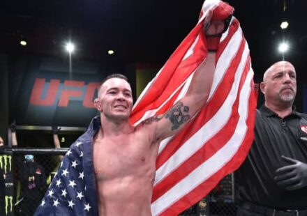 Colby Covington victorious at UFC Vegas 11